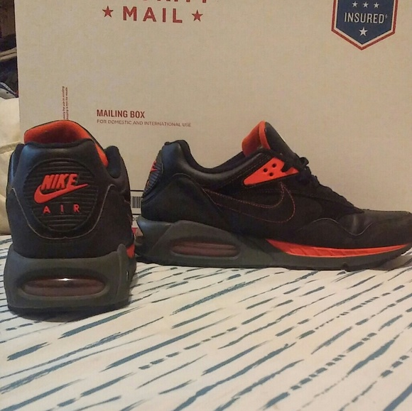 save off a71be 8c7e2 Nike Air Max Correlate Leather Shoes! 518292-080. M 58ee7f859c6fcfb985002651