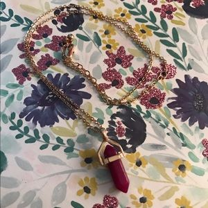 Boutique Jewel Necklace