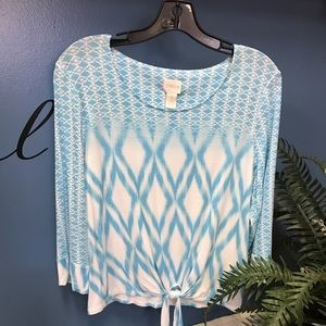 Chicos Womens Top
