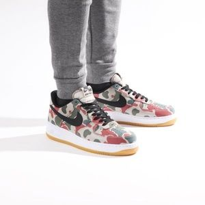 Nike Other - Men's Air Force 1 '07 Low Reflective Camo Sneakers