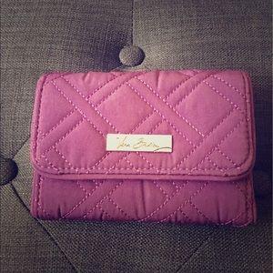 Vera Bradley Handbags - Vera Bradley wallet ( mini)