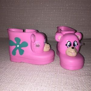 Jeremy Scott Other - Jeremy Scott for Mini Melissa boots