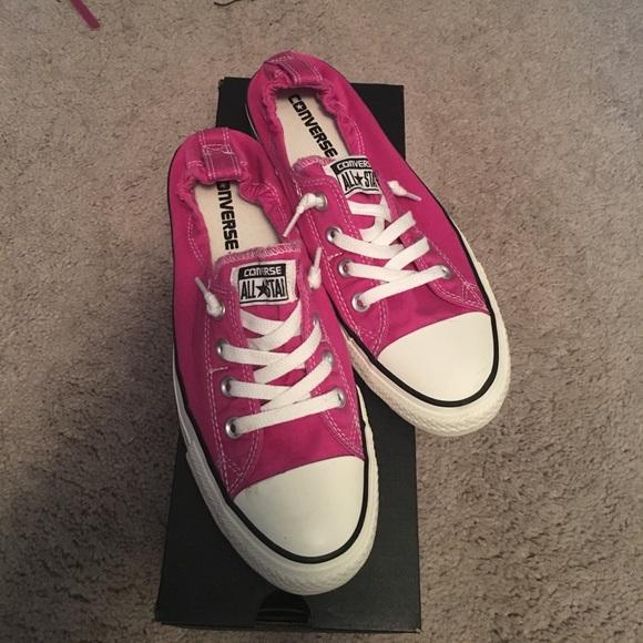 Converse Shoes - Hot pink chucks 7ecfde74b