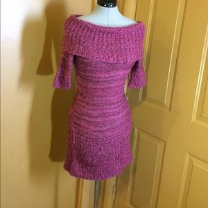 Planet Gold Dresses & Skirts - NWT Planet Gold sweater dress size Medium