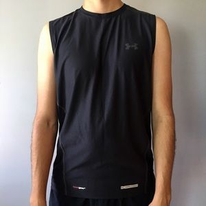 Under Armour Fitted Muscle Tee