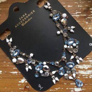 Zara Jewelry - New 🔹Zara Statement Necklace 🔹