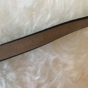 Ann Taylor Accessories - Skinny Ann Taylor belt