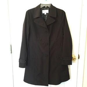 Relativity Jackets & Blazers - Trench Coat by Relativity Sz S