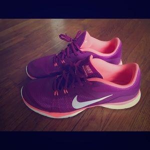 Nike Shoes - Fuscia Nike's