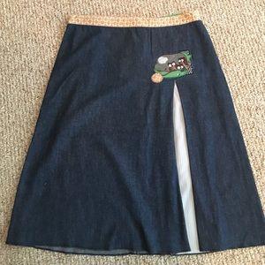 RVCA Dresses & Skirts - RVCA Artist Network Program Skirt