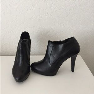 Style & Co Shoes - Style & Co. - Black Heeled Booties