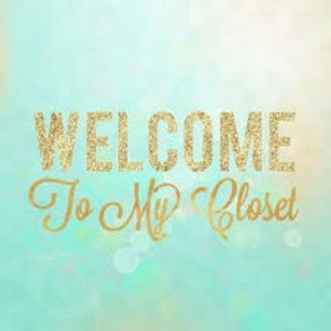 Other - Hello & Welcome to my closet!
