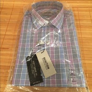 Kenneth Cole Reaction Other - Kenneth Cole Reaction Men's Shirt 15 32/33 NWT