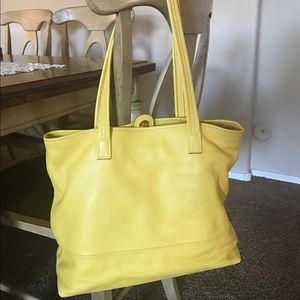 Freshly Picked Handbags - Freshly Picked Yellow Carry All Tote