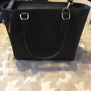 Dagne Dover Handbags - Danger Dover mini tote Steele gray