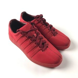 K-Swiss Other - Rare 10 K Swiss Sample Yeezy Red October Shoes