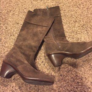 suede DANSKO boots