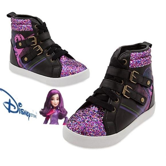 New Disney Kids Descendants Glitter