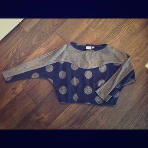 Anthro Sweater/Sweatshirt