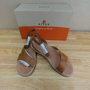 Acorn Shoes - Acorn Vista Ankle Ankle Fawn ?? Sandal