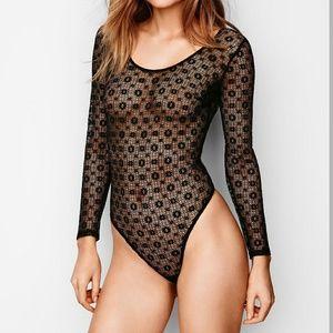 Victoria's Secret Other - NIP VS XS/S Lace Bodysuit