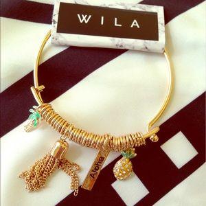 WILA Jewelry - 🍍Aloha Gold Bracelet 🍍