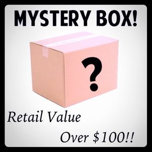 ❤️ MYSTERY BOX! 3 items for $25!! ❤️