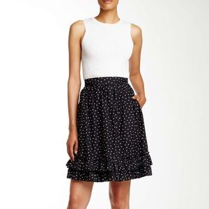 Orla Kiely Ditsy Dot Skirt