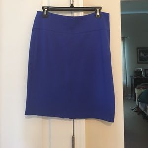 INC International Concepts Dresses & Skirts - INC. Royal blue. Size 8. Skirt.
