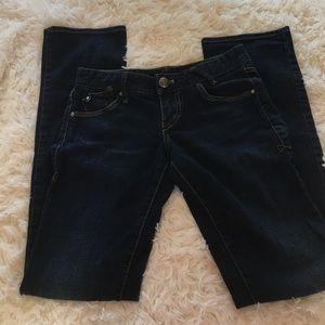 Armani Exchange Denim - Armani Exchange Jeans Size 0 Dark Wash