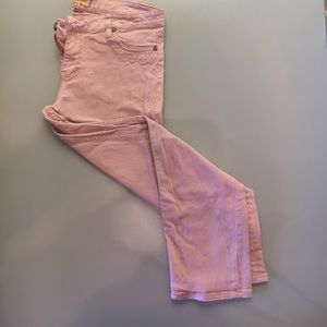 Sanctuary Denim - Light pink Sanctuary Capri pants, size 29