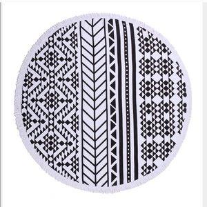 WILA Other - ⚡️FLASH SALE⚡️▪️Geo Print Beach Blanket ▫️