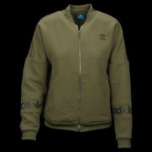 Desgracia Entender emergencia  Buy cheap olive green adidas jacket >Up to OFF49% Discounts