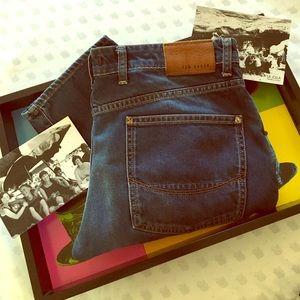 Ted Baker Tinned Sardines 34R jeans