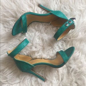 Shoes - Ankle Strap Sandals