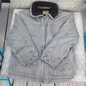 Classic Other - Classic club performance 6/7 khaki winter coat