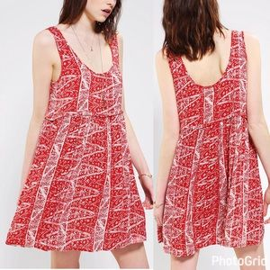 Ecote Dresses & Skirts - Ecoté Red Dress