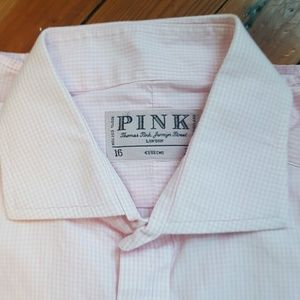 Thomas Pink Other - THOMAS PINK MENS DRESS SHIRT 16 34