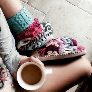 Muk Luks Shoes - Muk Luks Outerwear Slipper Boot