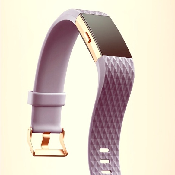 FitBit Charge 2 - Rose Gold Limited Edition