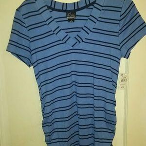 Size Large, Motherhood maternity shirt