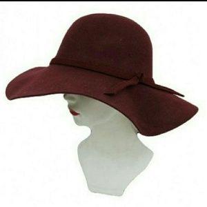 Accessories - 🛍🎒SALE!  1 LEFT! slope brimmed hat