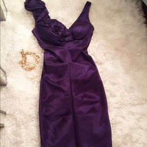 Xscape Dresses & Skirts - Formal Deep Purple Dress