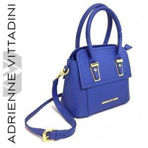 Adrienne Vittadini Handbags - HP🎉Adrienne Vittadini Crossbody in Royal Blue