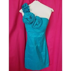 ICON Dresses & Skirts - Beautiful Semi-formal dress - One shoulder style