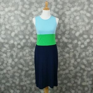 Isaac Mizrahi Dresses & Skirts - New Isaac Mizrahi Color Block Dress