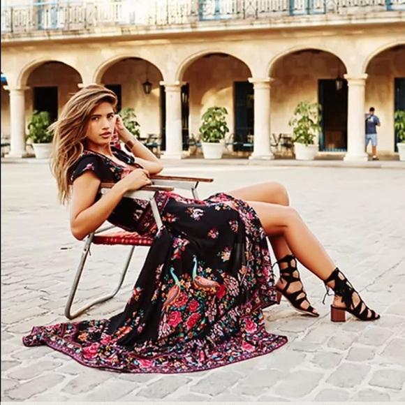 532693d5b98 🌺La Habana Paradiso Floral Maxi