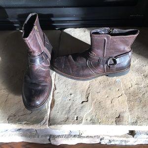 Murphy Mchugh Harness Boot Sz