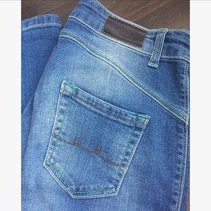Massimo Rebecchi Denim - Massimo Rebecchi Skinny Cropped Jeans S