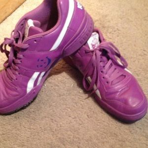Reebok Shoes - Classic limited edition grape kool aid shoes 186498cbc